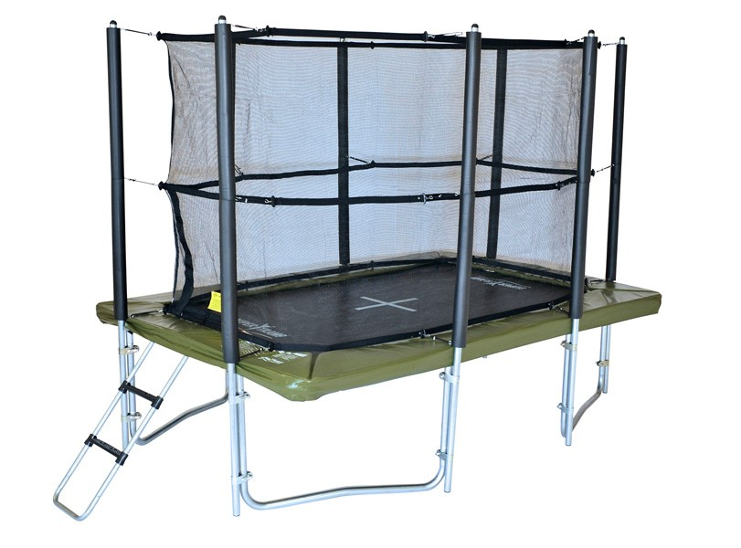 Rectangular-Trampoline