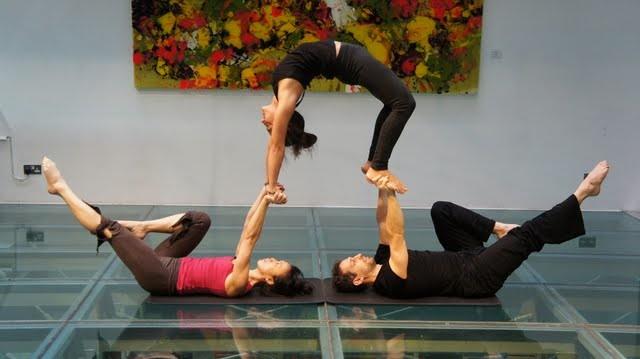 acrobatic techniques