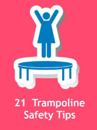 Trampoline Workout Safety Tips