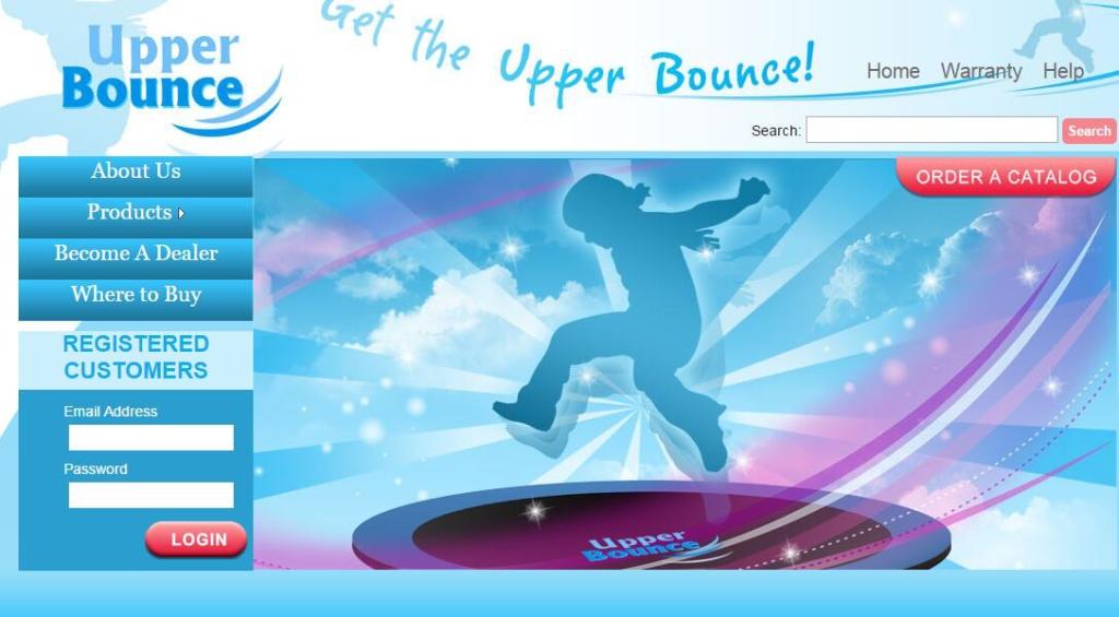 Upper bounce