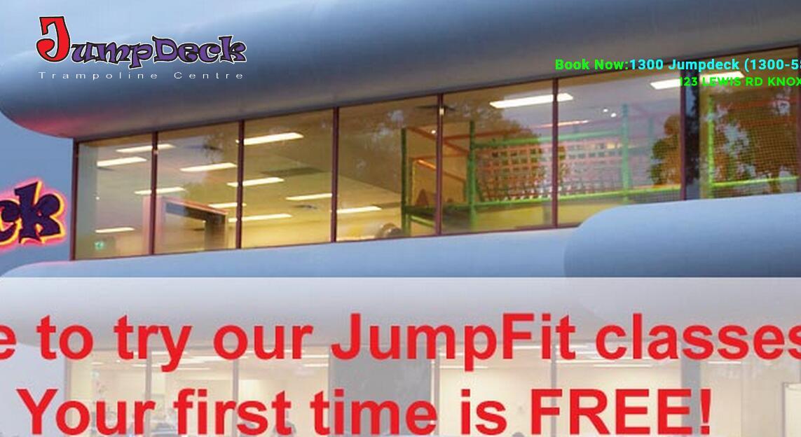 jump deck