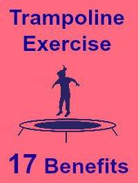 17 trampoline workout benefits
