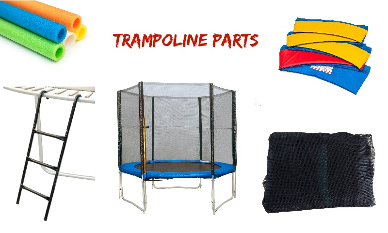 trampoline enclosures from Domiju