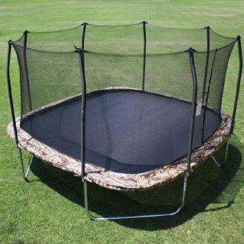Square trampolines